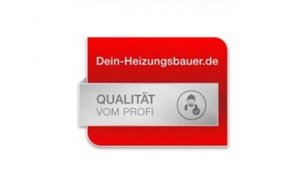 Zertifikat für Heizungsbauer