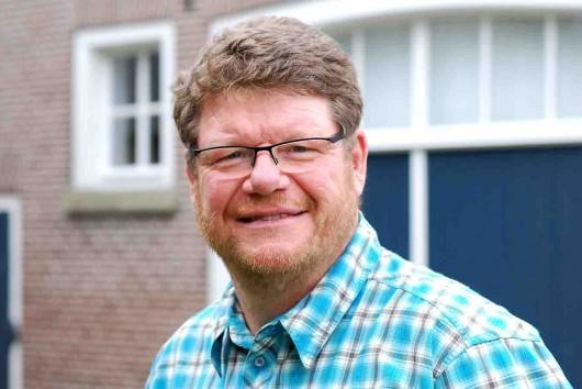 Herr mann Borghorst, 2. Vorsitzender des Gbf