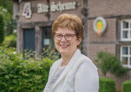 Doris Hübers, Vorstandsvorsitzende der Partei