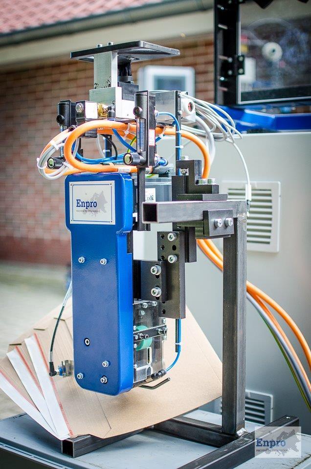 Silikonpapierspender Maschine