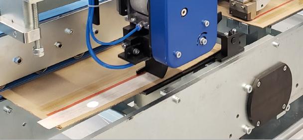 Silikonbandspender Maschine