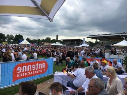 Public Viewing WM 2018 Lingen