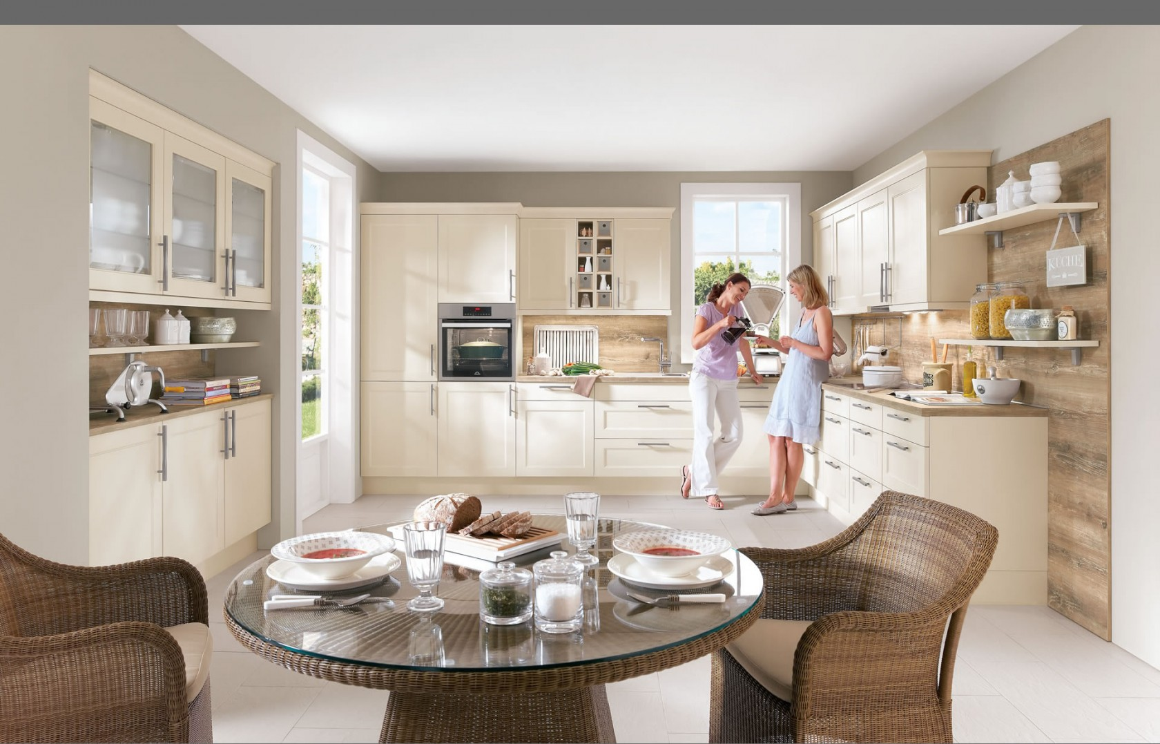Klassische Küchen küchenstudio küchen nordhorn möbel nordhorn möbel faber