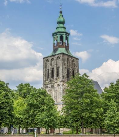 Webdesign Nordhorn, Kirche am Markt