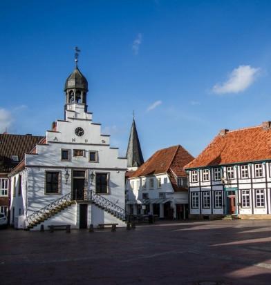 Webdesign Lingen, Rathaus
