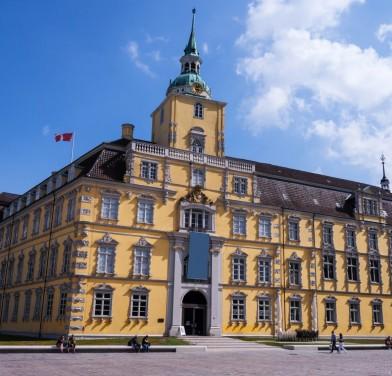 Werbeagentur Oldenburg, Schloss
