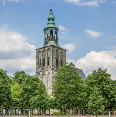 Werbeagentur Nordhorn, alte Kirche