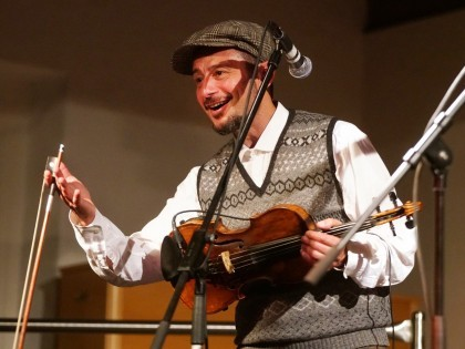 The Klezmer Tunes 27.10.17