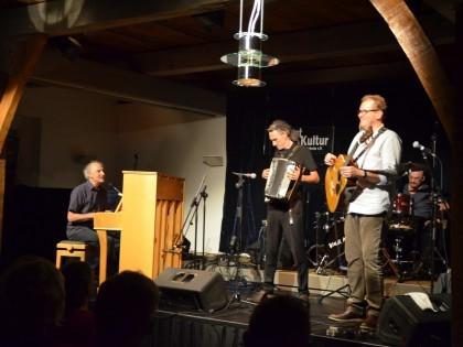 Paul Millns & Band 26.10.18